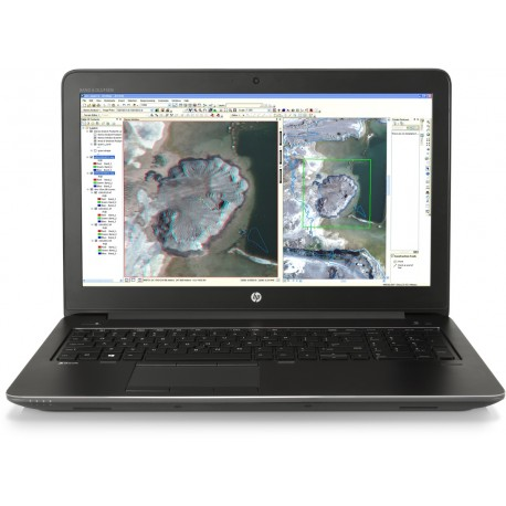 HP ZBook 15 G3 i7 6820HQ 16GB 256GB SSD FHD IPS  M2000M