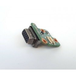 HP EliteBook 8560w VGA Port Board 01015FC00-600-G
