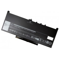 Dell Latitude E7470 / E7270 4-cell 55Wh Originele Laptop Batterij accu type 0MC34Y