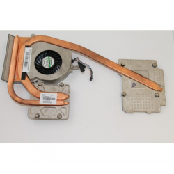 HP 8570W Heatsink + Fan 690628-001