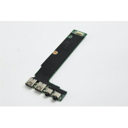 HP 6560B USB Port Board W/Audio