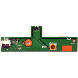 Asus K53E Power Button Subcard