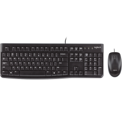 LOGITECH MK120 Wireless Combo